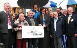Böbing Rundgang -Unser Dorf hat Zukunft - unser Dorf soll schöner werden -