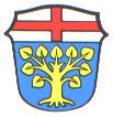 Das Wappen von Böbing